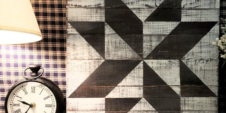 Barn Quilt Wall Hanging Workshop No.2 tickets