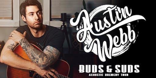Austin Webb LIVE@ Thomas Creek Brewery w/ Cody Bolden opening