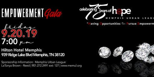 Memphis Urban League 75th Empowerment Gala