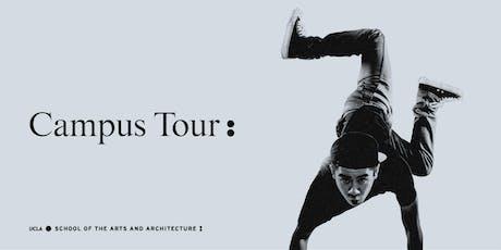 UCLA Arts Prospective Student Tour - 12/13 tickets
