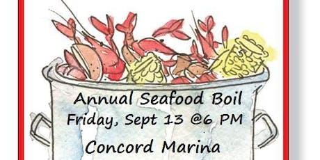 Annual Shrimp Boil tickets