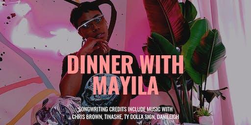 Songwriter Dinner Series 1