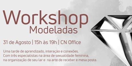 Workshop - Modeladas ingressos