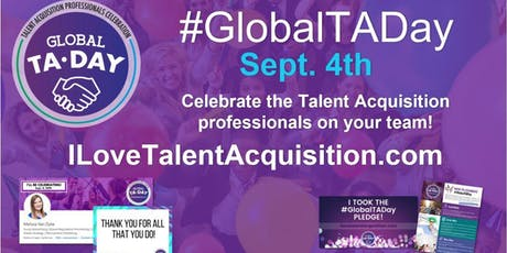 2019 Global Talent Acquisition Day Celebration tickets