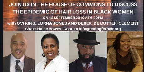 The Epidemic of Hair Loss in Black Women tickets