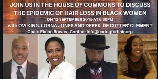 The Epidemic of Hair Loss in Black Women