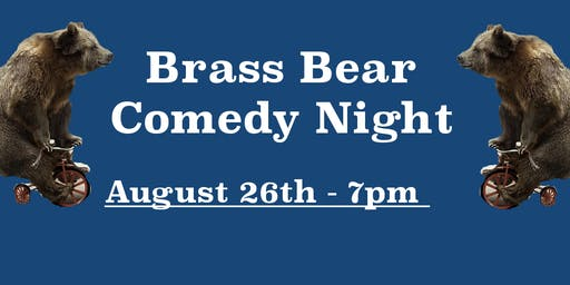 Brass Bear Comedy Night
