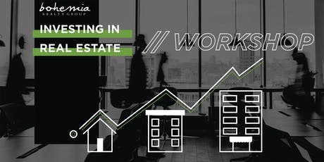 Investing in Real Estate tickets