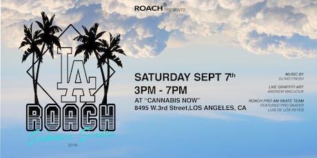 ROACH Summer Series tickets
