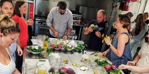 The Pickle House - Intro to home pickling
