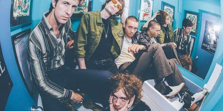 Warbly Jets / To Be Astronauts / Too Many Humans tickets