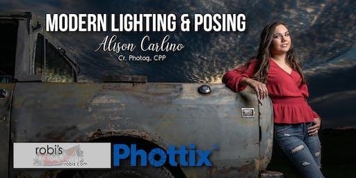 Modern Lighting & Posing - Natural to Flash