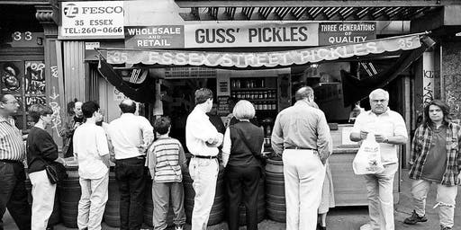 The Power of Pickles: Lower East Side Culinary History
