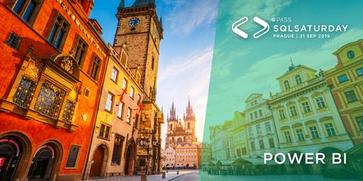 SQL Saturday Prague 2019 Pre-Con: Power BI - Data pro Každého