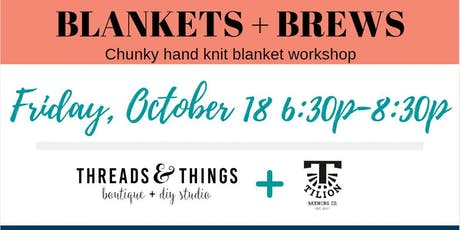 Blankets + Brews at Tilion Brewing tickets