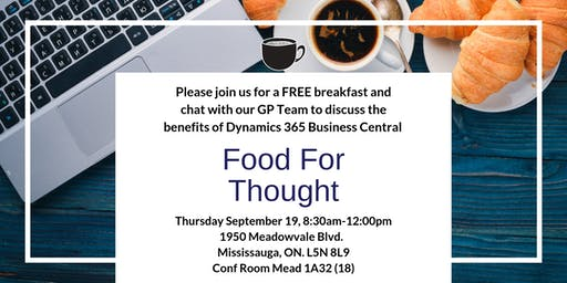 The Future of Dynamics GP: Food for Thought