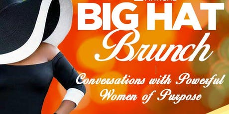 2nd Annual Big Hat Brunch tickets