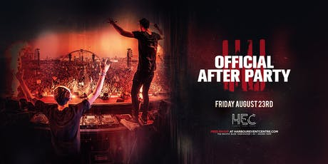W&W Official After-Party tickets