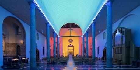 Michael Govan on Dan Flavin: Light in Sacred Space tickets
