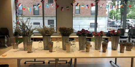 Flower Arranging Class by The Wildflower Truck tickets