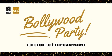 Tuk Tuk Indian Street Food x Scottish Love in Action | Street Food for Good Fundraising Dinner & Charity Raffle tickets