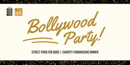 Tuk Tuk Indian Street Food x Scottish Love in Action | Street Food for Good Fundraising Dinner & Charity Raffle