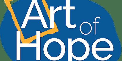 Art of Hope Grand Opening