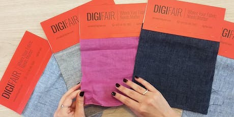 Textile Tuesday: On Demand Sourcing with Digifair tickets