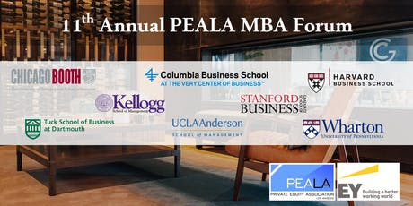 PEALA's 11th Annual MBA Forum tickets