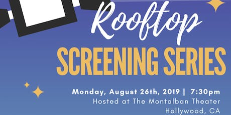 Nosotros Rooftop Screening Series @ The Montalban tickets
