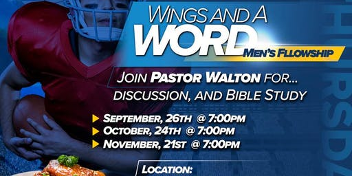 Wings and a Word --- September