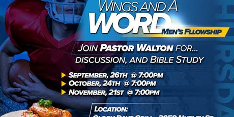 Wings and a Word --- October tickets