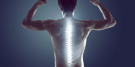 Free Spine And Posture Check tickets