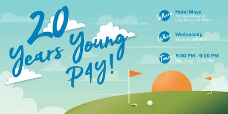 Annual Mini Golf Event - 20 Years Young - P4Y! tickets