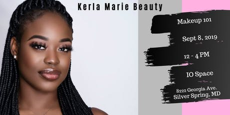 Kerla Marie Beauty Makeup Workshop tickets