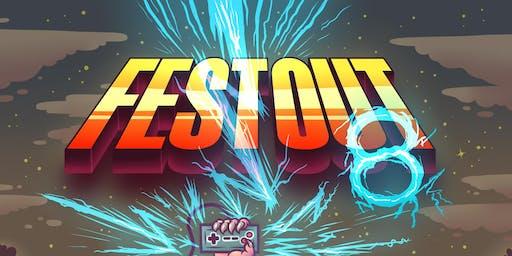 Fest Out 8 • The Holdouts en Pura Vida