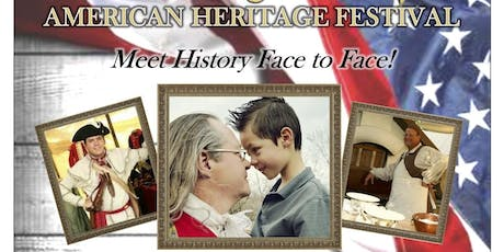 American Heritage Festival tickets
