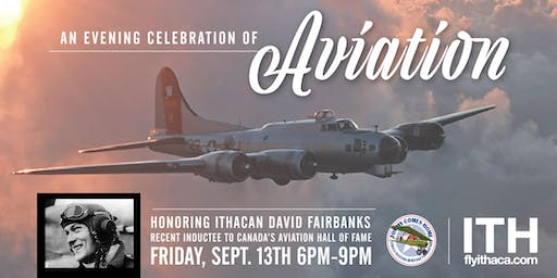 An Evening Celebration of Aviation!