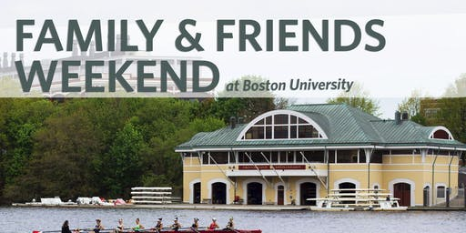 Family & Friends Weekend 2019 at Boston University