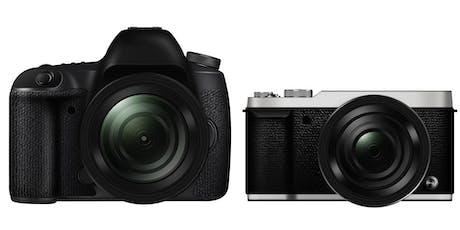 Camera Basics - September tickets