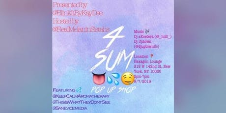 4 Sum Pop Up Party  tickets