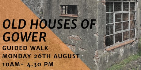 Old Houses of Gower - Tread Gower Guided Walk tickets