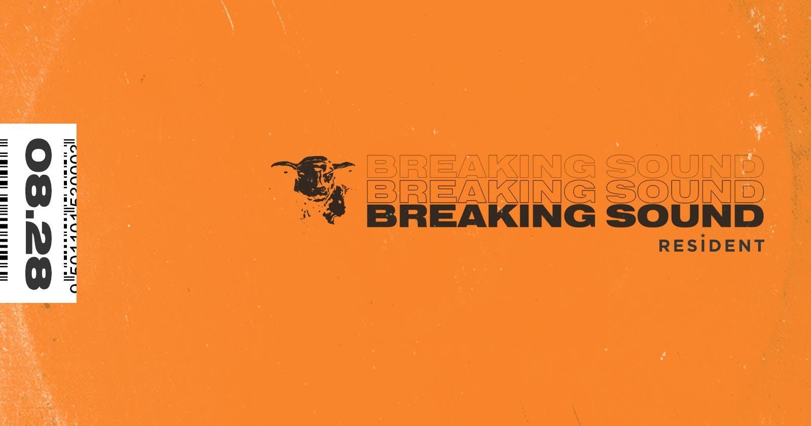 Breaking Sound presents Maya Lucia, MYKEL, Danny Fitch & BELDINA
