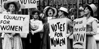 Michigan Centennial Suffrage Celebration