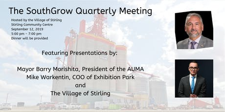 SouthGrow Quarterly Meeting tickets