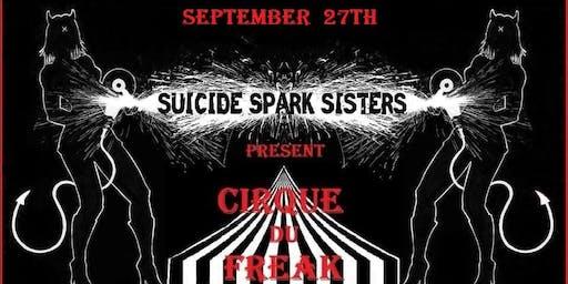 2nd Annual Cirque du Freak