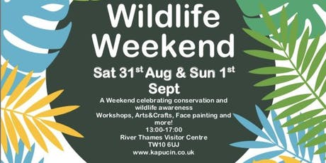 Wildlife Weekend Richmond Upon Thames tickets
