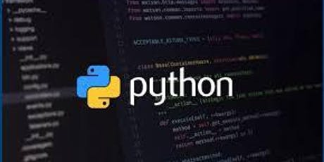 PYTHON PROGRAMMING FOR BEGINNERS | ONE DAY FREE BOOTCAMP | IPGENIUS tickets