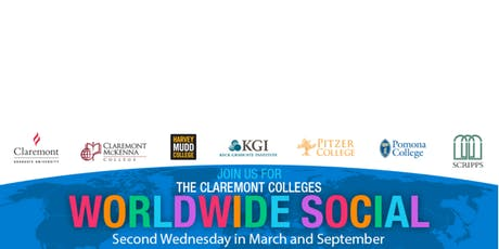 Claremont Colleges Worldwide Social in West Palm Beach Florida tickets
