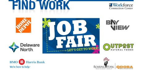 Fall Job Fair tickets